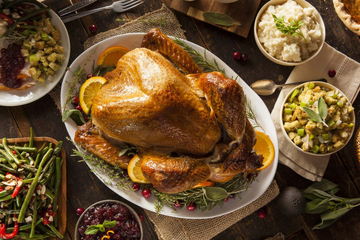Corporate Gifts - Free Range Turkey for Thanksgiving and Holidays