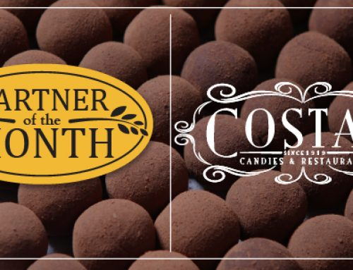 PARTNER OF THE MONTH: Costas Candies and Restaurant