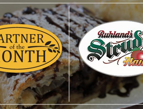 PARTNER OF THE MONTH: Ruhland's Strudel Haus