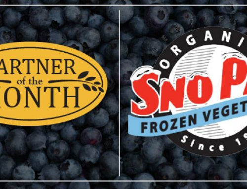 PARTNER OF THE MONTH: Sno Pac Foods