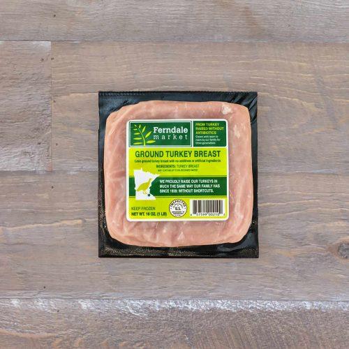 Ground Turkey Breast | Ferndale Market