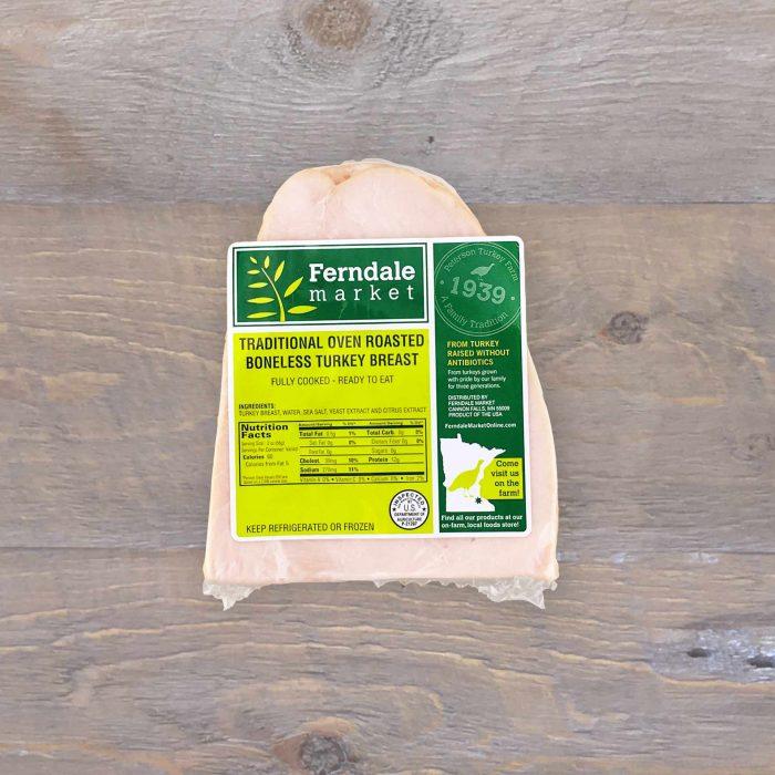 Oven Roasted Turkey Breast - Boneless | Ferndale Market