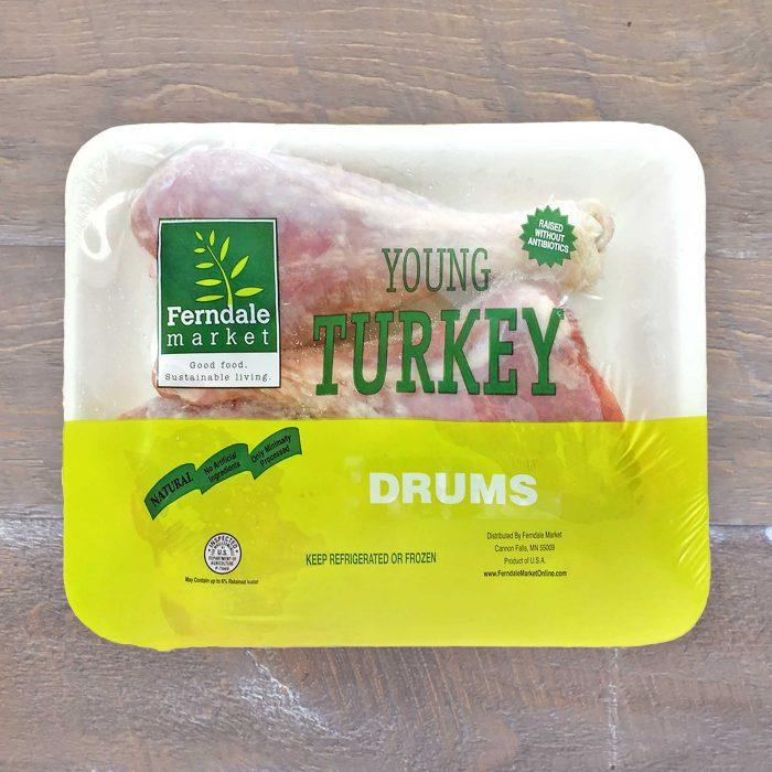 Turkey Drumsticks Traypack | Ferndale Market