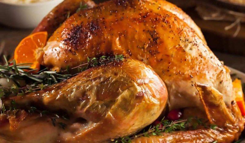 Fresh Thanksgiving Turkey - Free Range Turkey   Ferndale Market