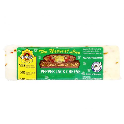 Chippewa Valley Cheese Pepper Jack Cheese
