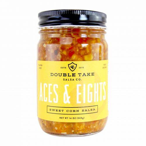 Double Take Salsa Company Aces And Eights Sweet Corn Salsa 1