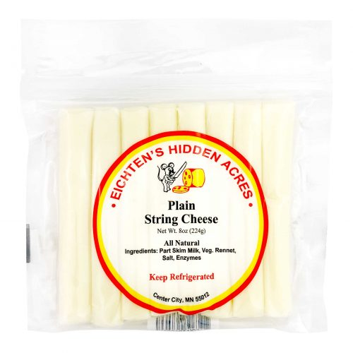 Eichtens Hidden Acres Plain String Cheese