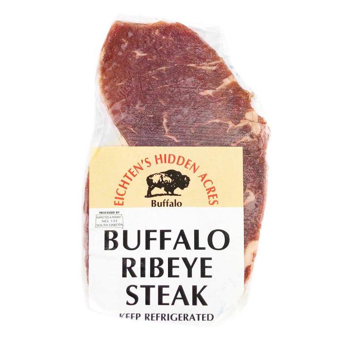 Eichten's Bison Ribeye Steak