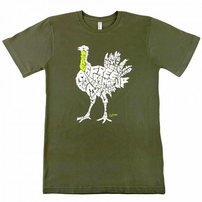 Ferndale Market Adult Tshirt Front