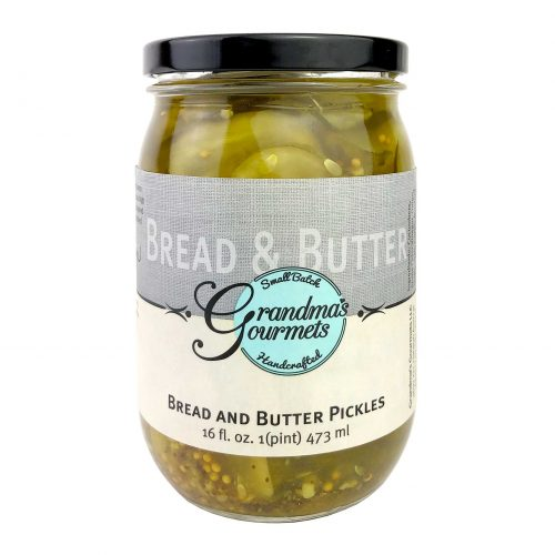 Grandmas Gourmets Bread And Butter Pickles