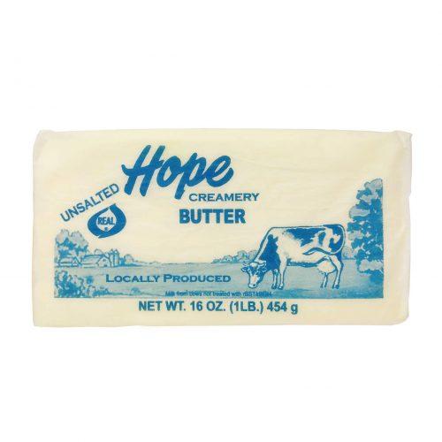 HopeCreamery UnsaltedButter 1920x1920