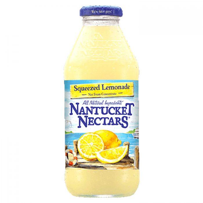 Nantucket Nectars Squeezed Lemonade