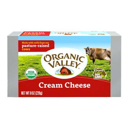 Organic Valley Cream Cheese Bar