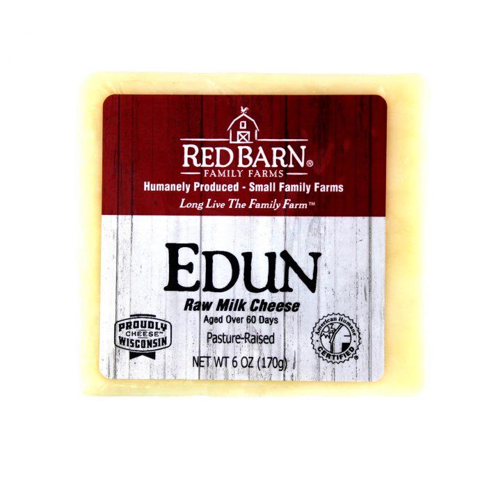 Red Barn Edun Cheese 1