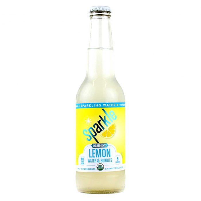 Sparkle Lemon Sparkling Water