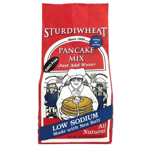 Sturdiwheat LowSodiumPancakeMix 1920x1920