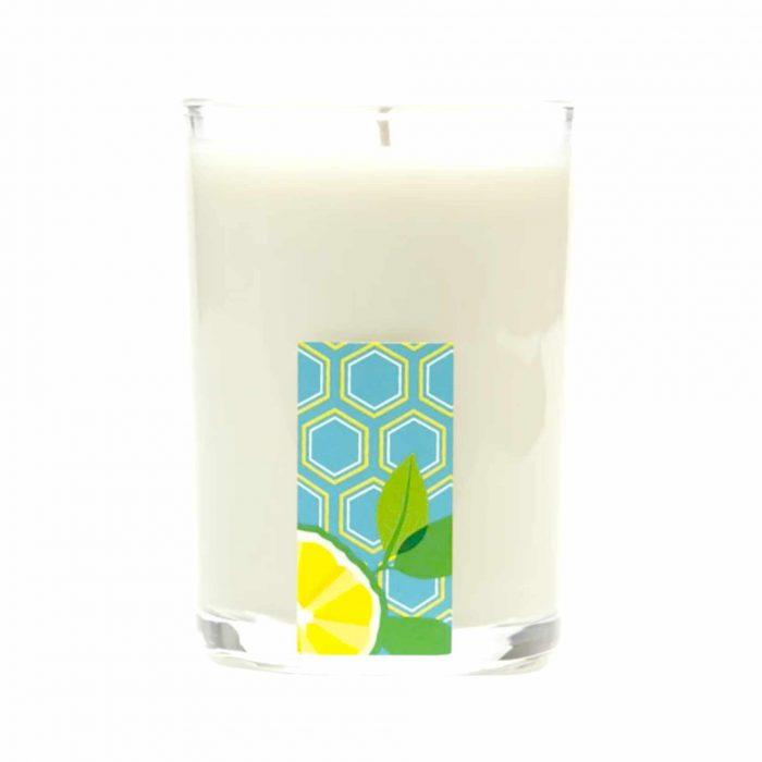 SunLeaf Candle Amyris Bergamot