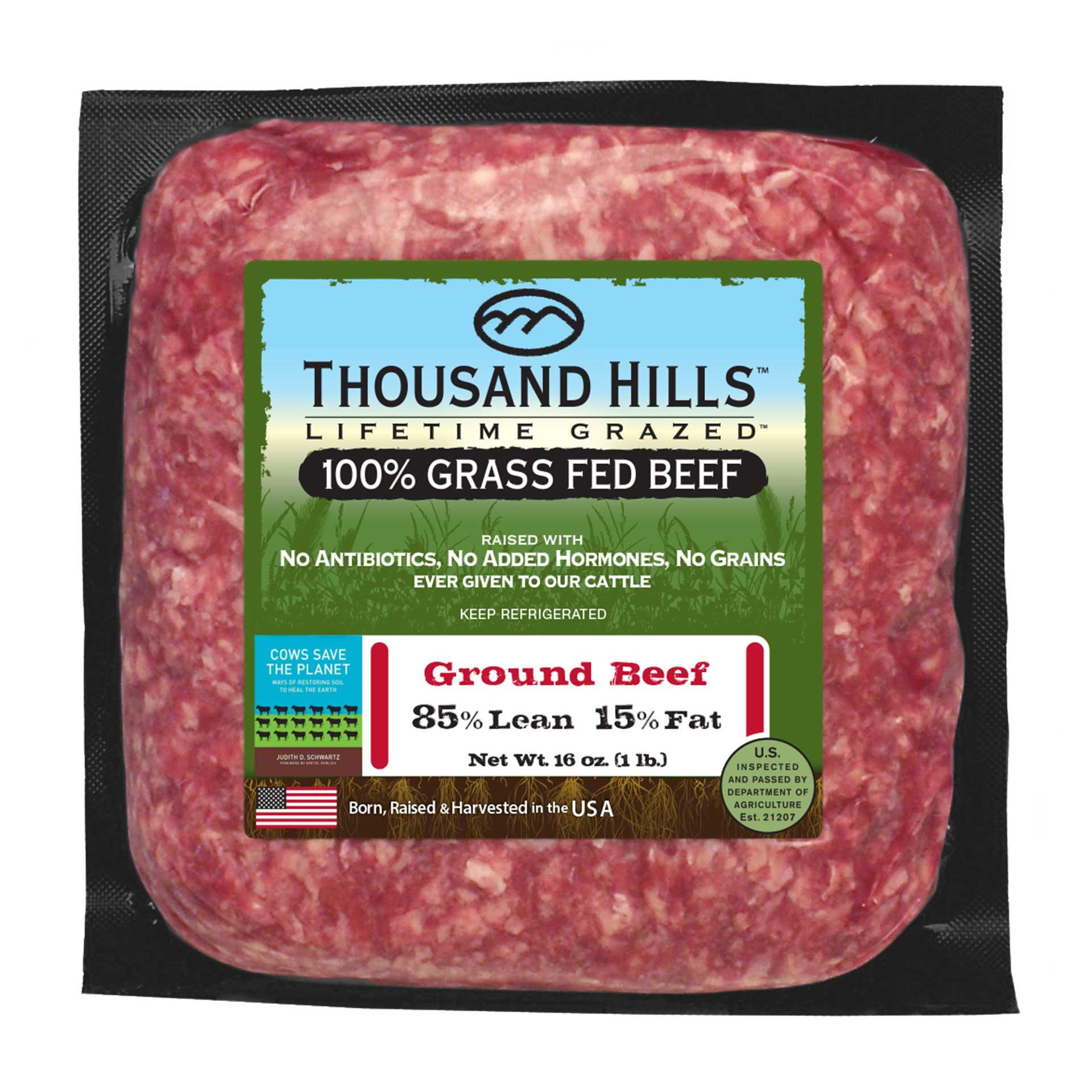 Thousand Hills Ground Beef