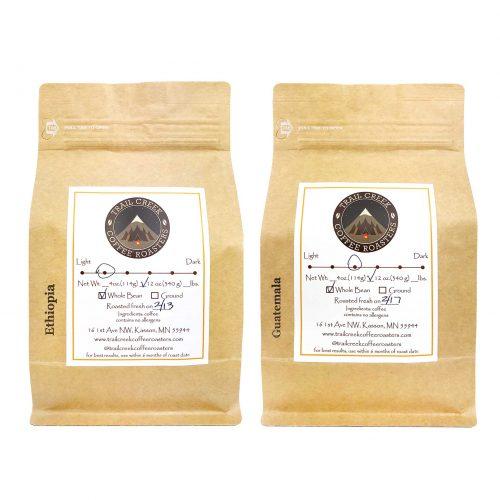 Trail Creek Coffee Roaster Coffee Beans