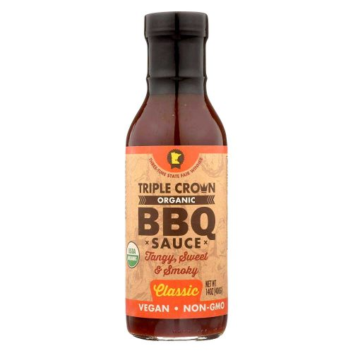 Triple Crown Classic BBQ Sauce