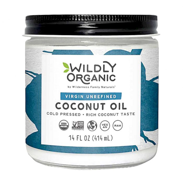 Wildly Organic Coconut Oil