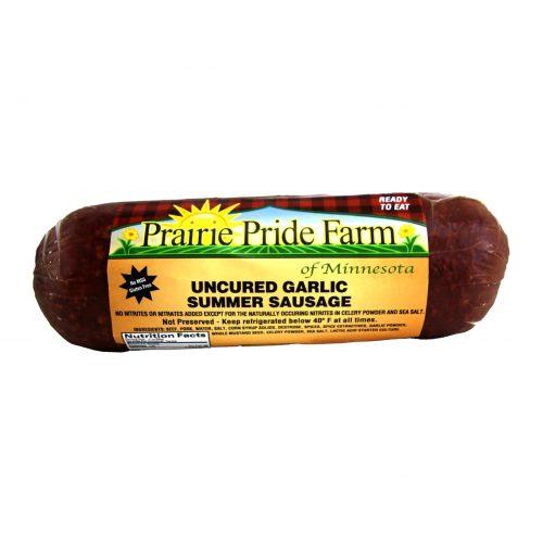 Prairie Pride Summer Sausage