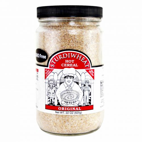 Sturdiwheat Hot Cereal Original