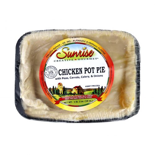 Sunrise Chicken Pot Pie