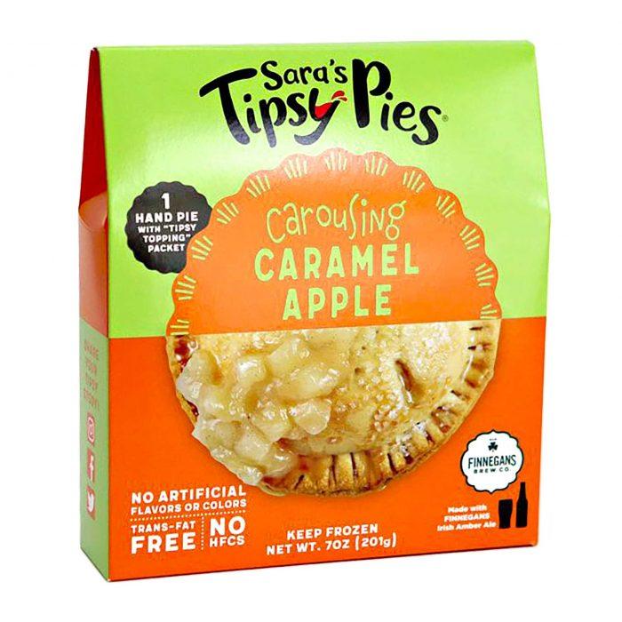 Saras Tipsy Pies Carousing Caramel Apple Pie
