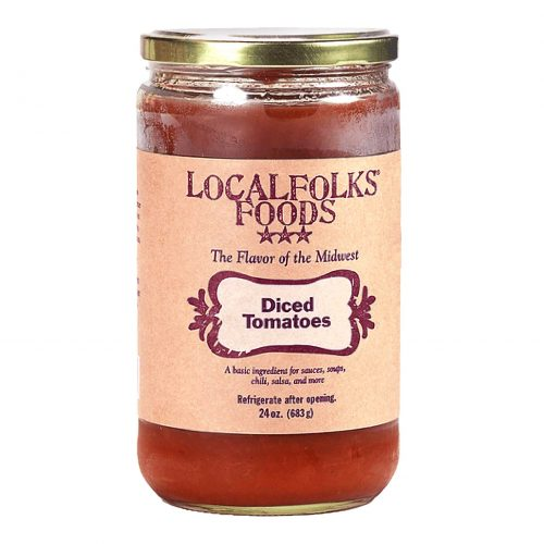 Local Folks Diced Tomatoes