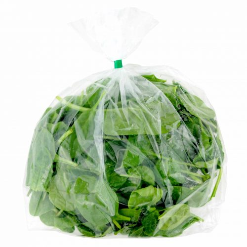 Organic Bagged Spinach