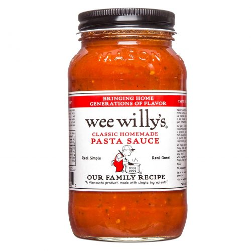 Wee Willys Our Family Pasta Sauce