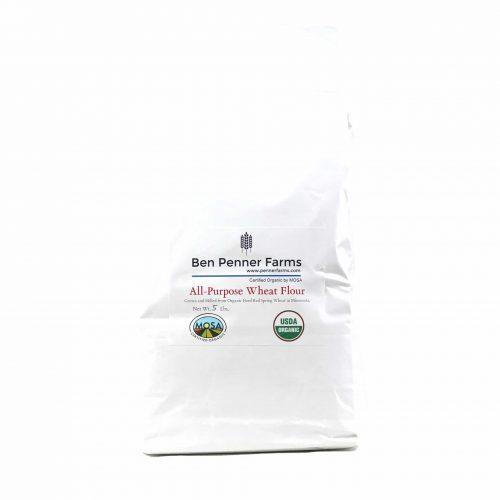 Ben Penner Farms Whole Wheat All Purpose Flour