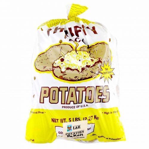 L R Yellow Potatoes