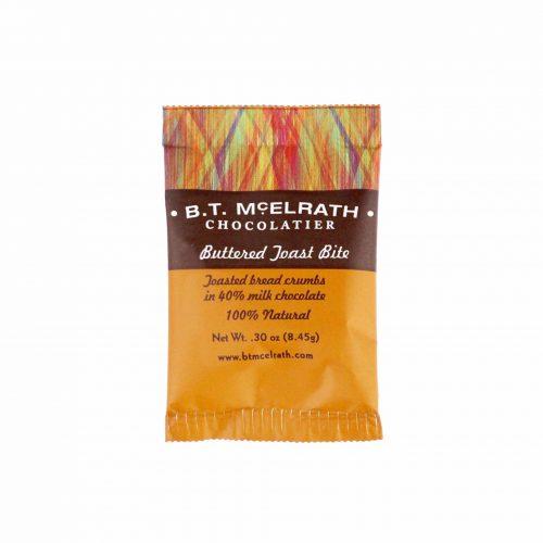 BT McElrath Buttered Toast Bite