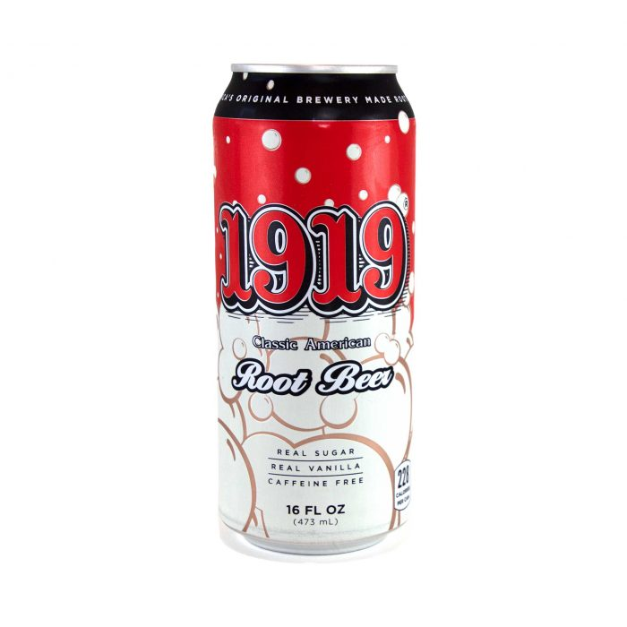 1919 Root Beer Can 16oz