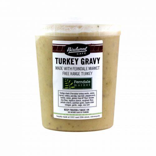 Birchwood Cafe Turkey Gravy