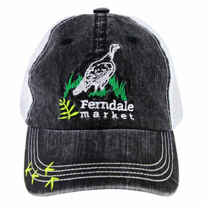Ferndale Market Distressed Trucker Hat
