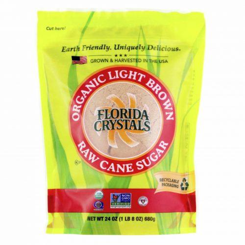 Florida Crystals Organic Light Brown