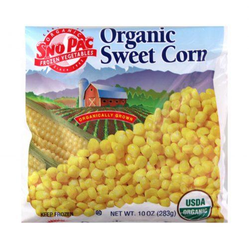Sno Pac Organic Sweet Corn