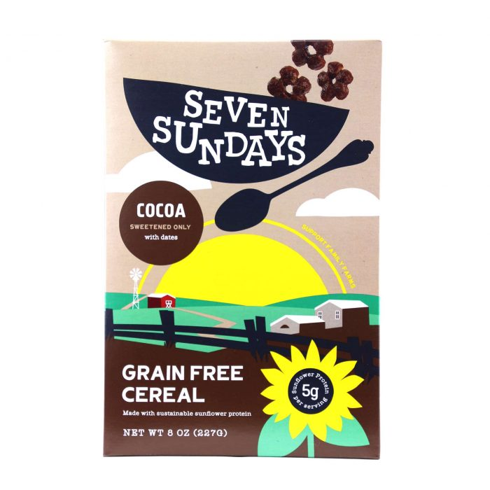 Seven Sundays Cocoa Breakfast Cereal