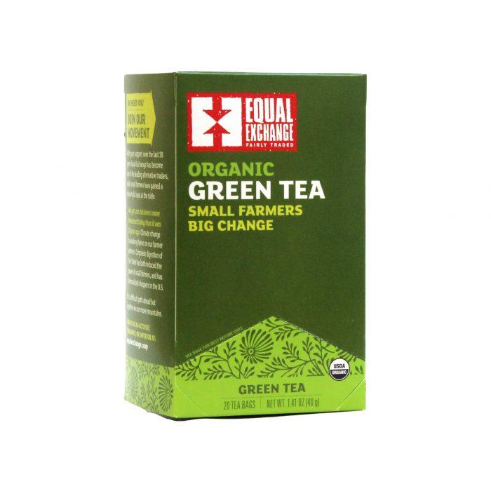 Equal Exchange Organic Green Tea