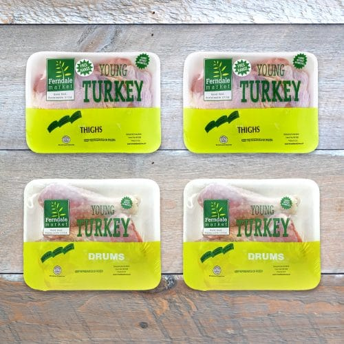 Turkey Dark Meat Bundle