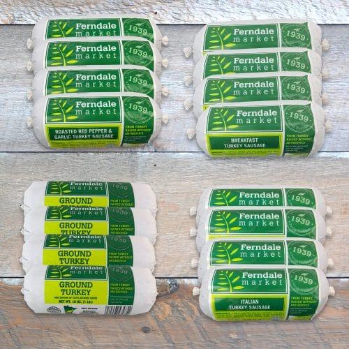 Turkey Sausage Bundle