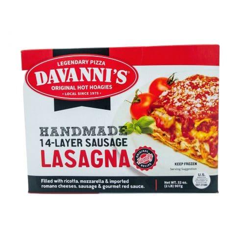Davanni Lasagna