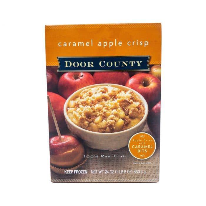 DoorCounty CaramelAppleCrisp