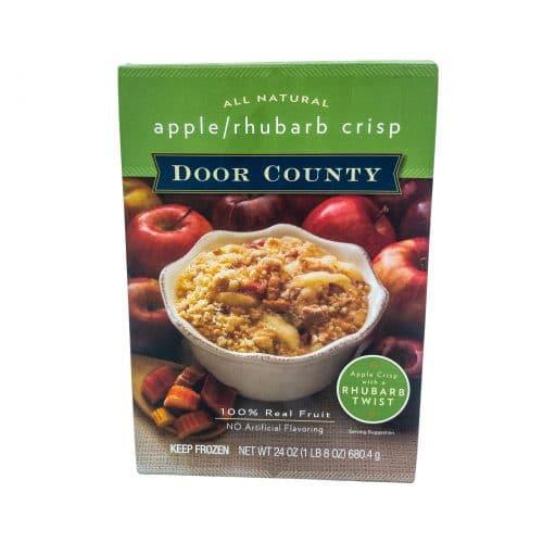DoorCounty RhubarbCrisp