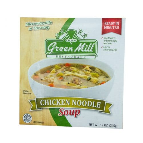 GreenMill ChickenNoodle