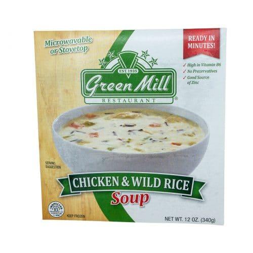 GreenMill ChickenWild