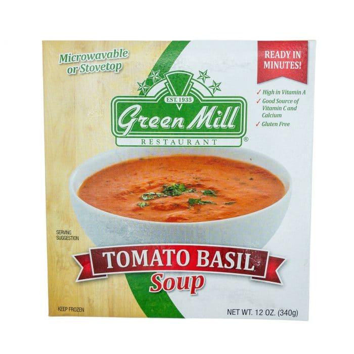 GreenMill Tomato
